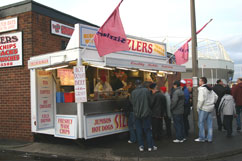 Sizzlers at the Stadium of Light